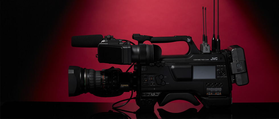 05660ce71db JVC launches CONNECTED CAM 2 3-inch broadcast camcorder at NAB2018 ...